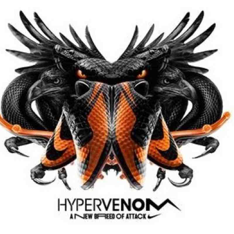 2014/15 Nike Hypervenom Player of the Month