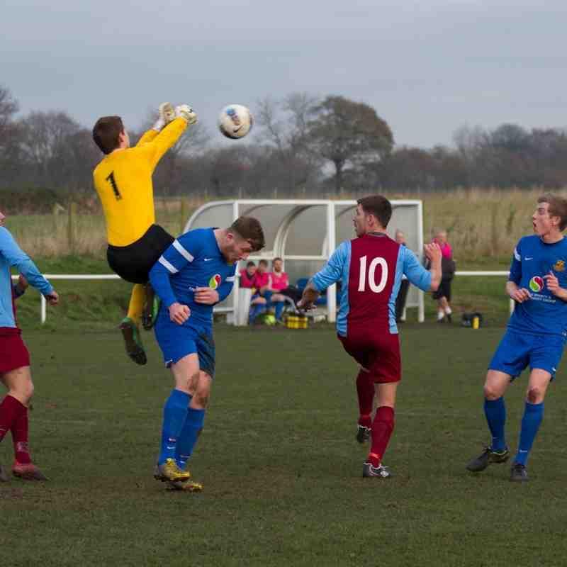 Billinge v Rylands 6/12/14 - Photos courtesy of Mark Parkinson & Billinge FC