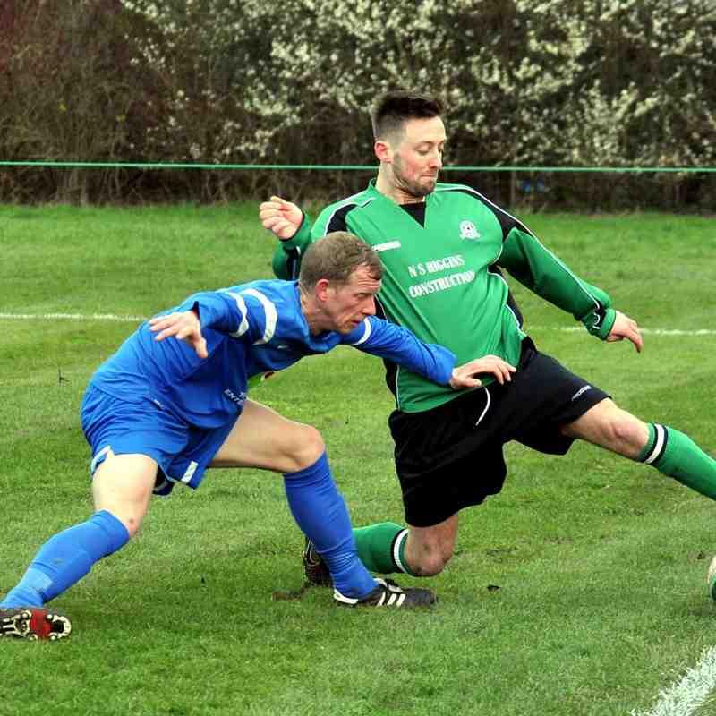 Rudheath v Rylands 27/02/16 - Photos courtesy of Warrington Guardian