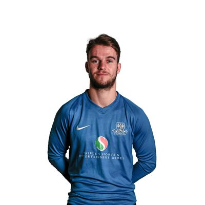 Jay White - First Team - RYLANDS FOOTBALL CLUB
