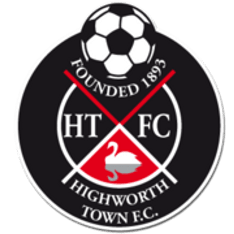 Matchday Programme - Cinderford Town vs Highworth Town