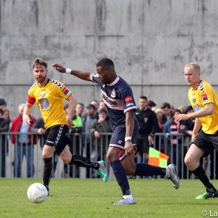 Dulwich claim crucial three points in playoff push