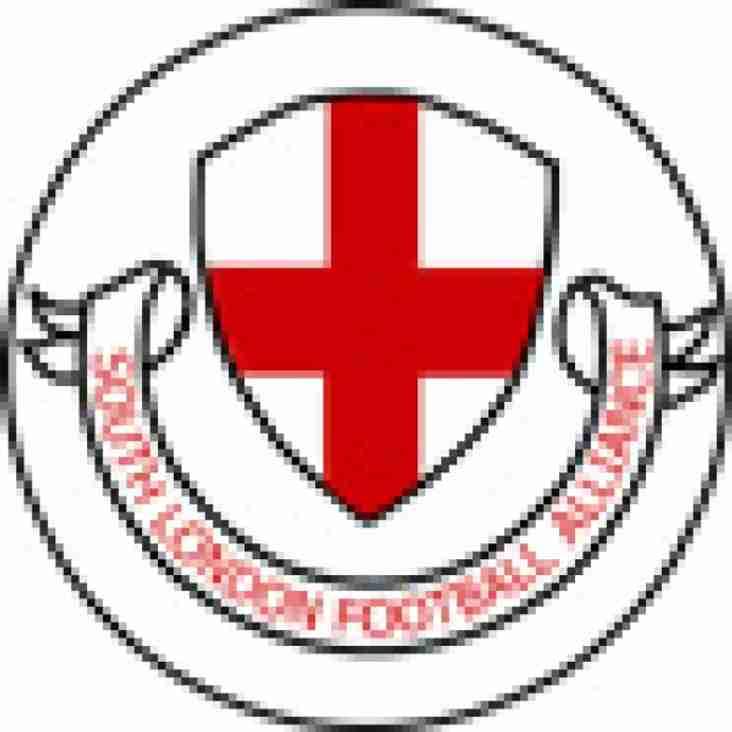 SLA Premier fixtures out