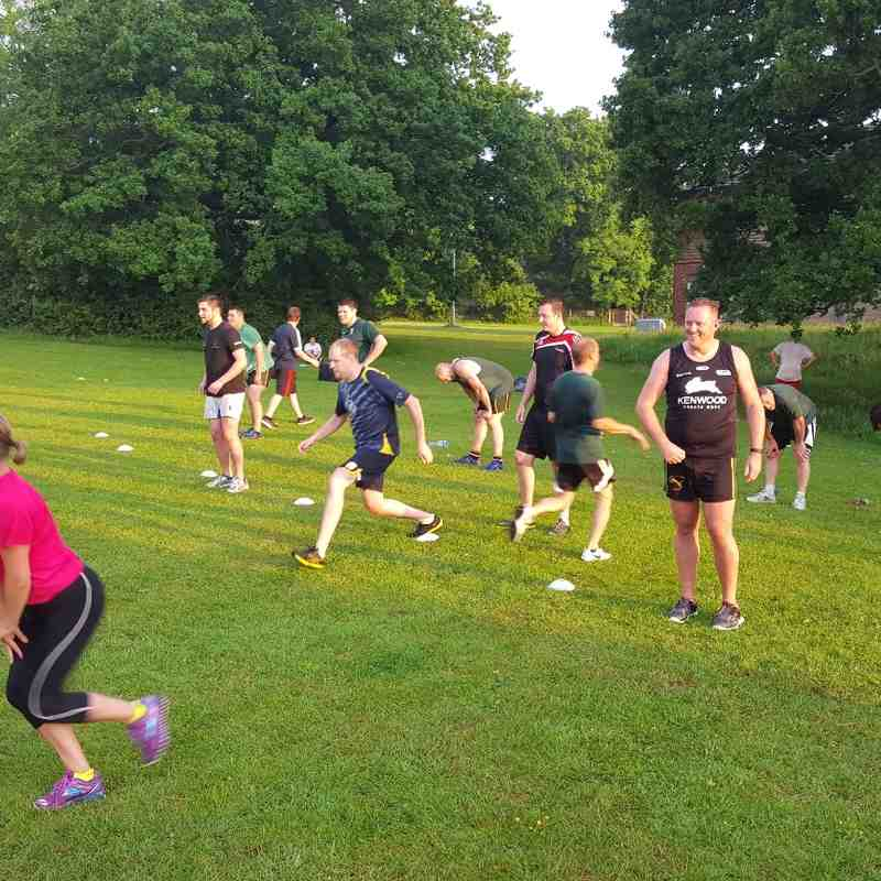 Summer Fitness Camp 2016