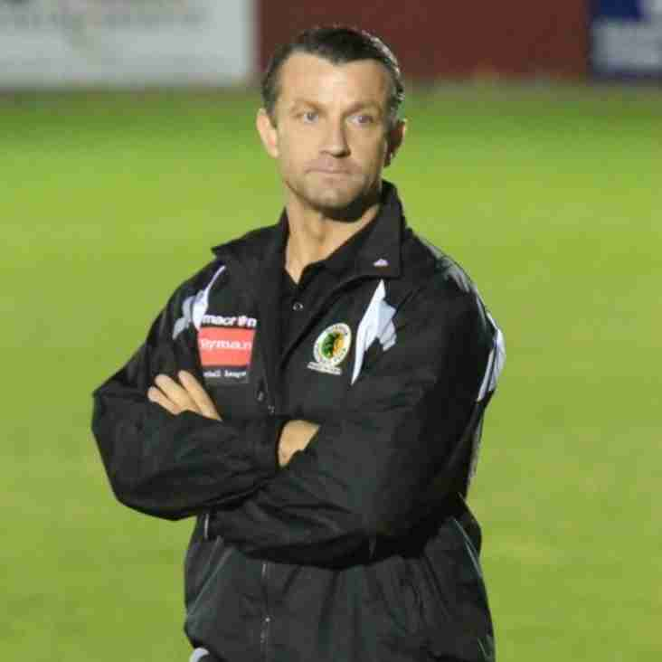 Colbran returns as new manager