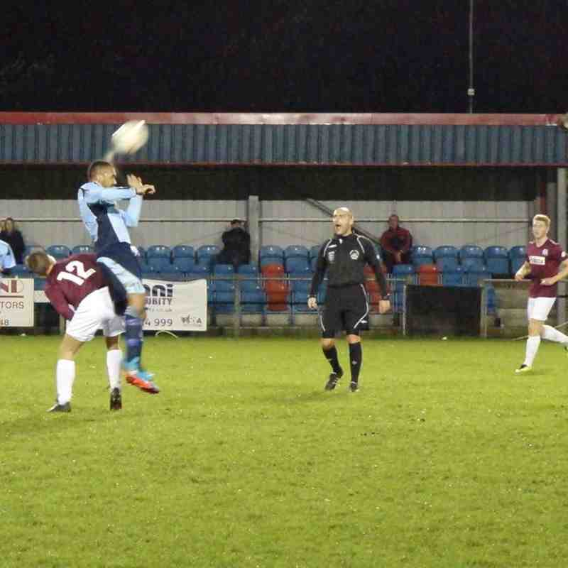 Potters Bar Town v Cuffley Potters Bar Charity Cup