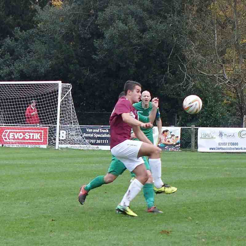 Potters Bar v Bedworth Utd