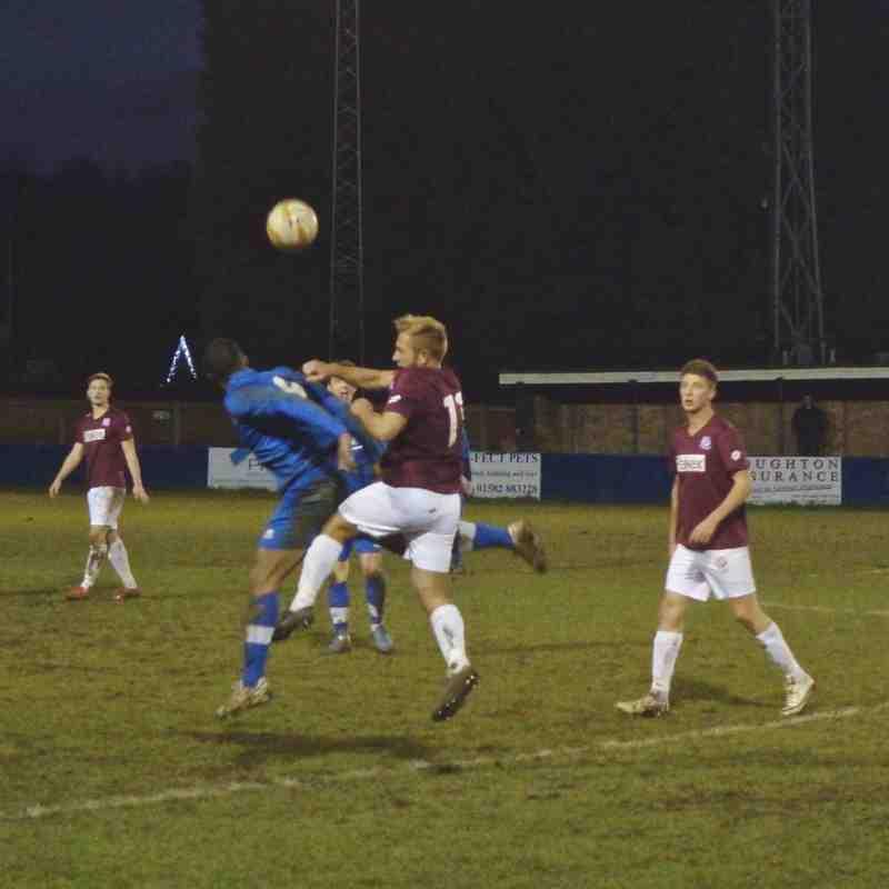 Barton Rovers v PBTFC