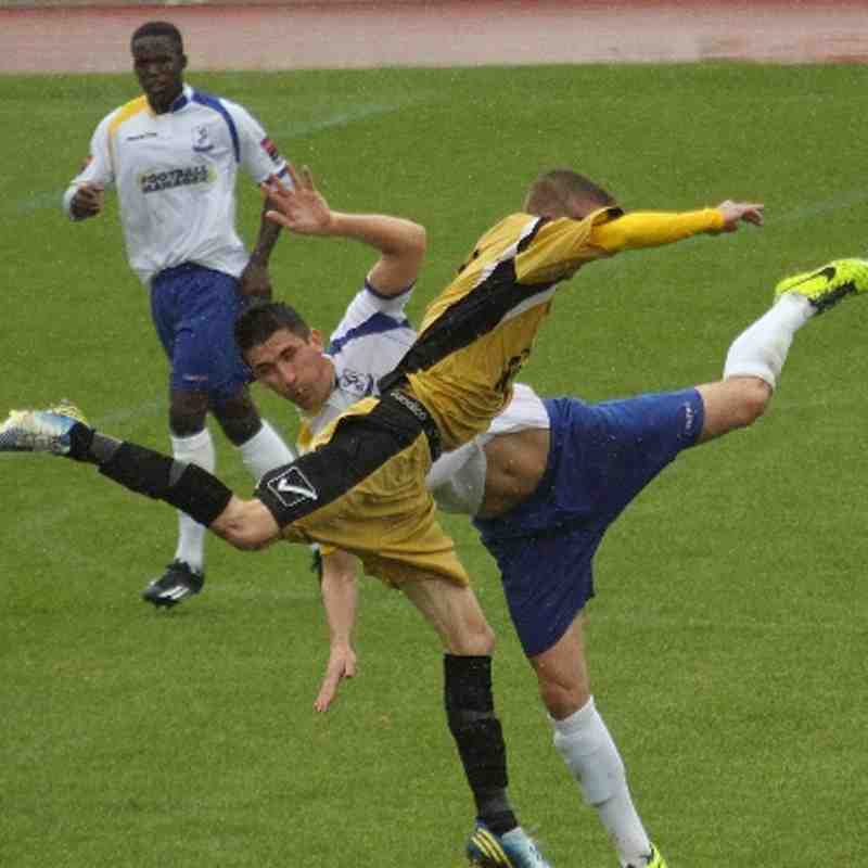 Enfield Town 2 Wingate & Finchley 3 (25.08.2014)