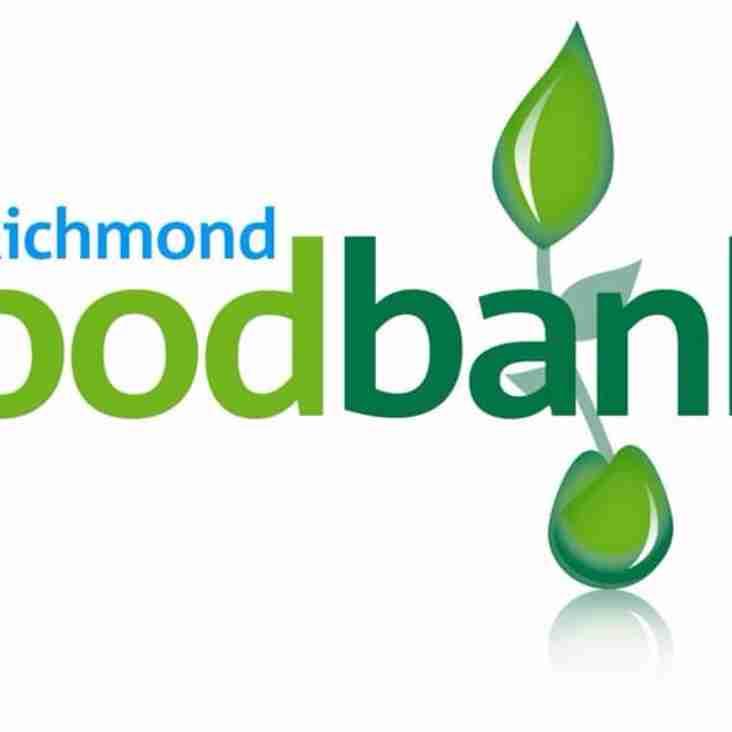 Foodbank update