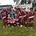 U11 Whites take the honours at Heybridge Swifts Tournament
