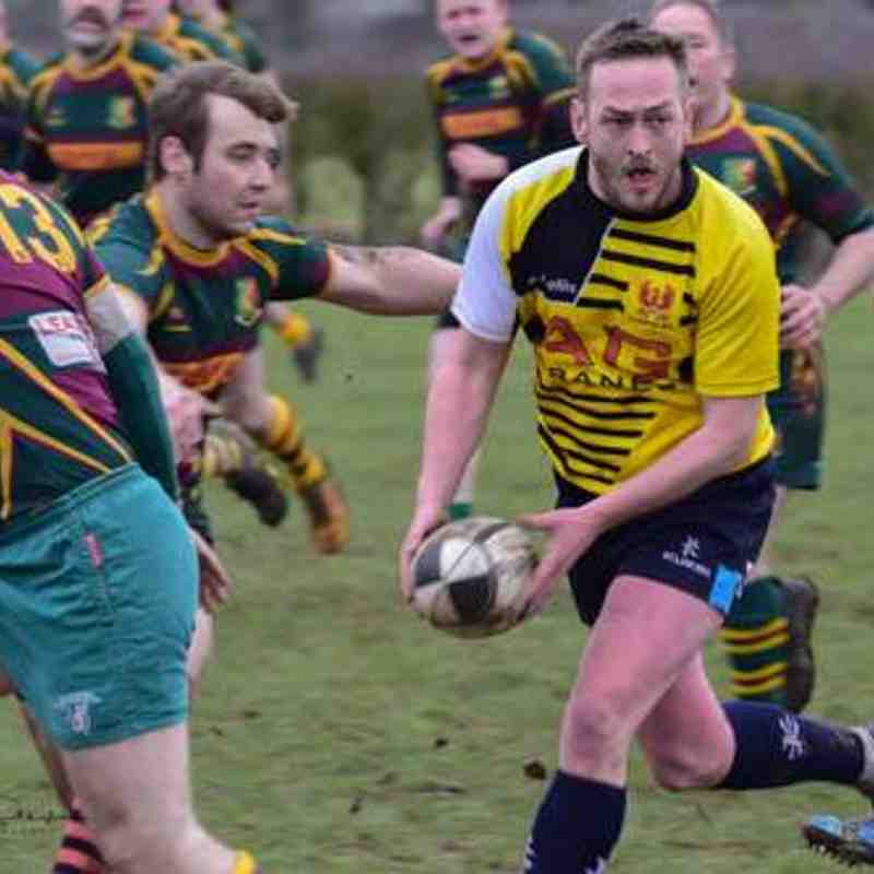 Old Rugby Team: Alcester V Old Laurentians 10th March 2018