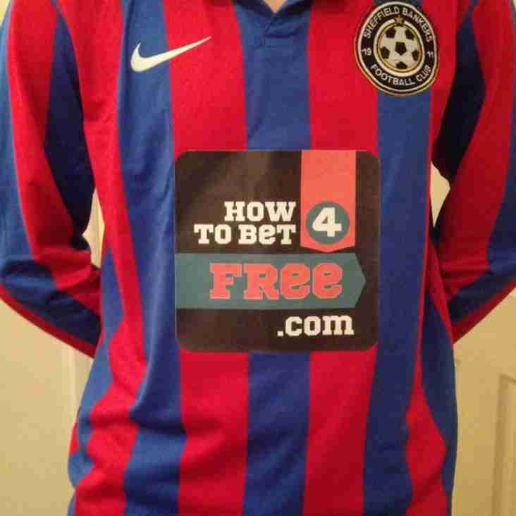 Sheffield Bankers Pav's sneak preview of kit.