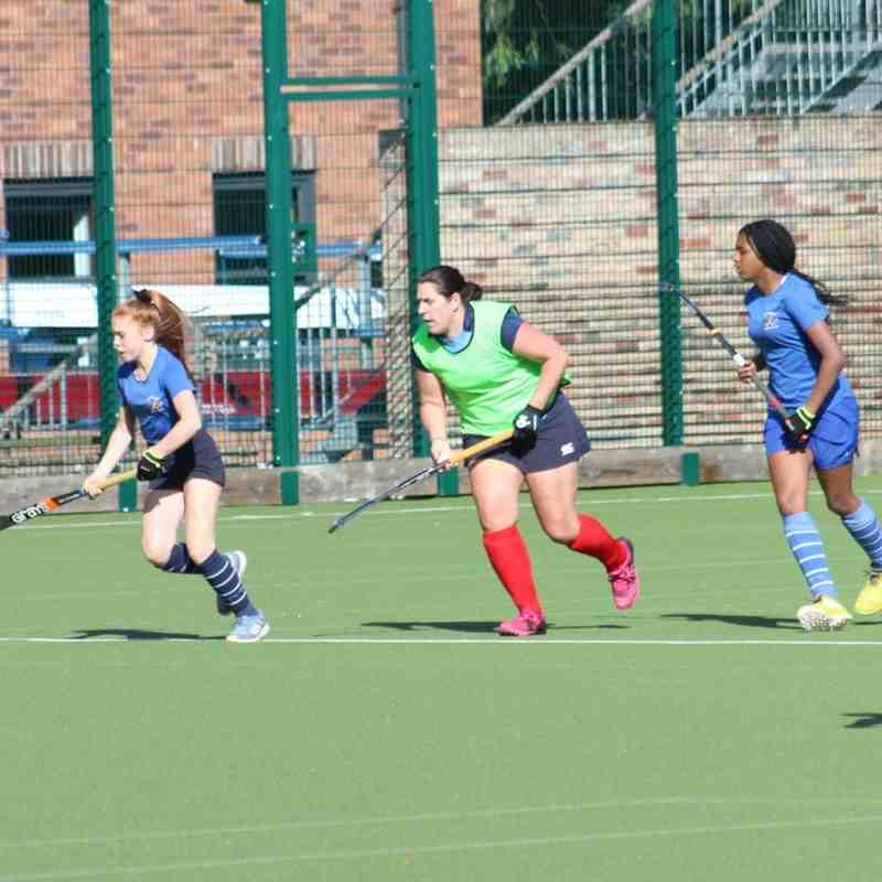 Ladies 2s vs Stokesley 4 28.9.19