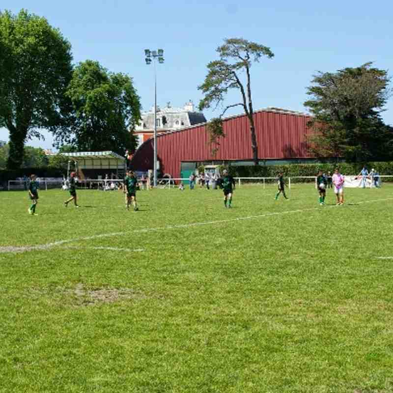 Biarritz Tournoi Jean Rumeau 8 May 2014 - WRFC - US Montauban