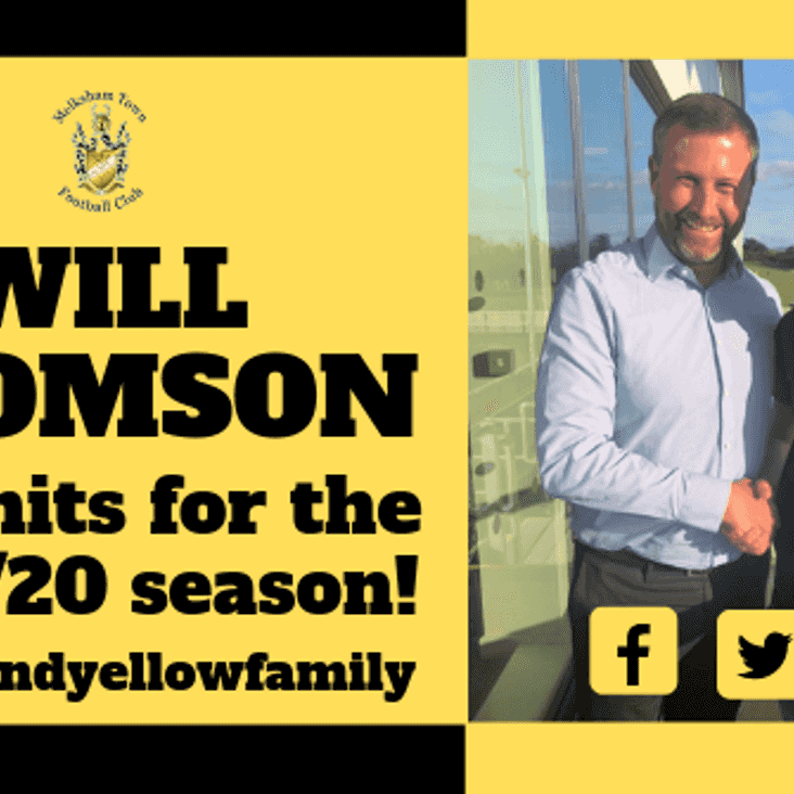 Will Thomson commits to MTFC