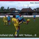 Mangotsfield United....3   AFC Totton....0
