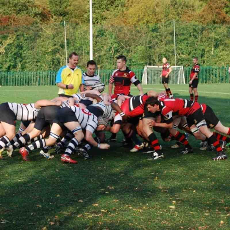 Car Boot Kilmarnock Rugby Club: Burnage 2s V Preston 2s