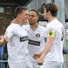 Three-goal Clarets seal third-place