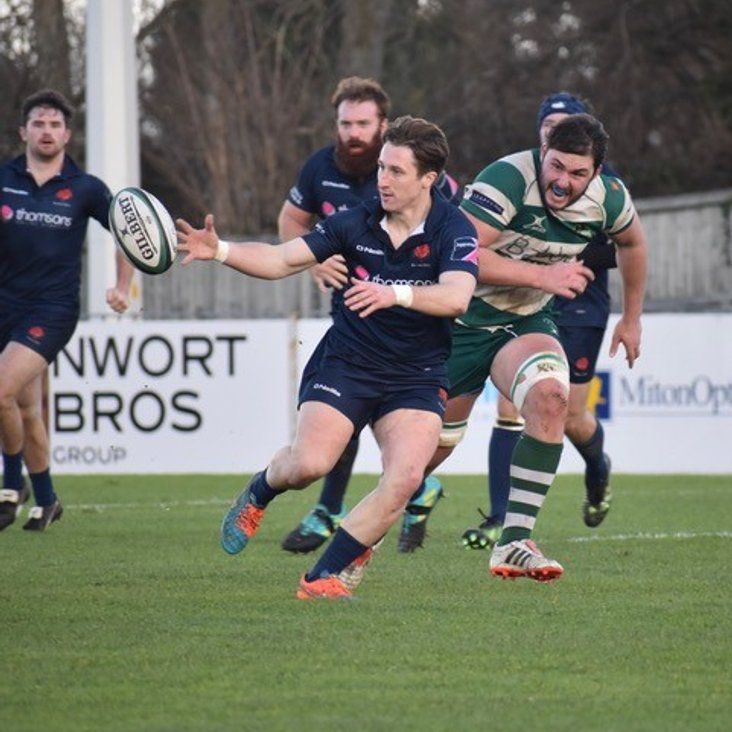 A gutting loss in the last minute to Guernsey is still gnawing away<