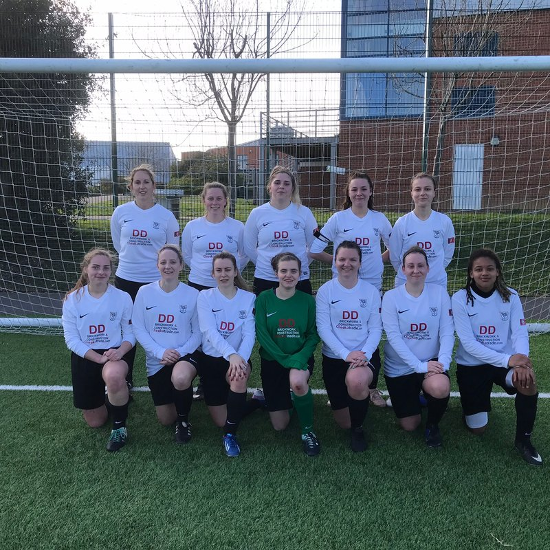 24 March 2019   First team finish league season with a home win