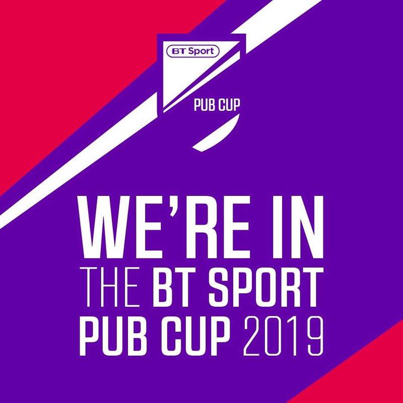 We're In! BT Women's Pub Cup