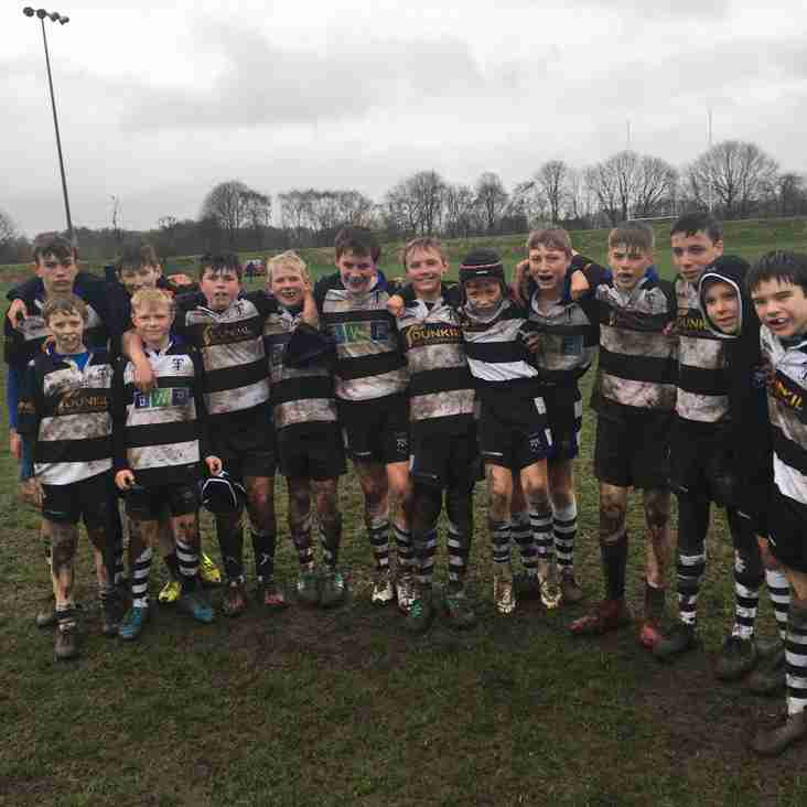 UNDER 14's RUGBY TRAINING - TUESDAY EVENINGS AT 6.30pm