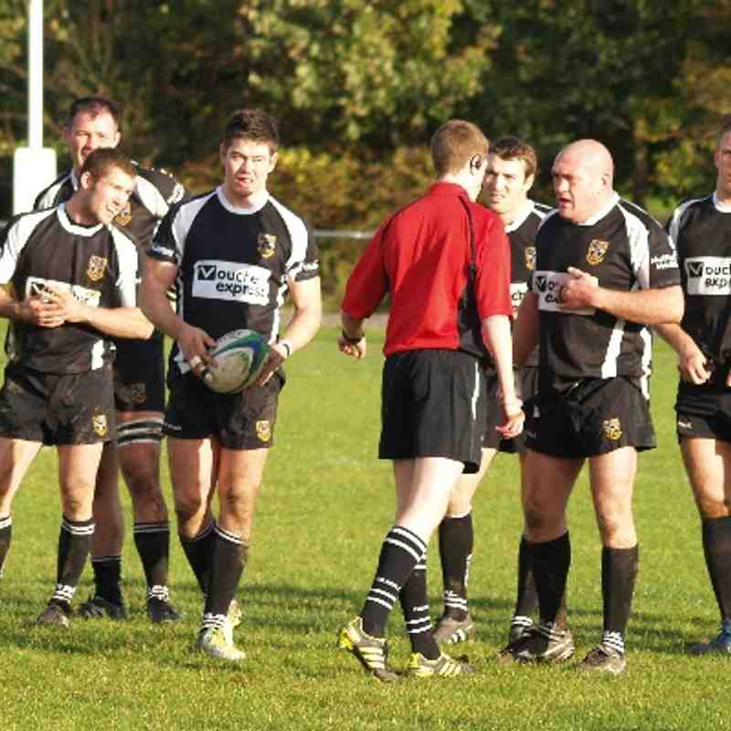 Leicester Lions v Otley 1st XV