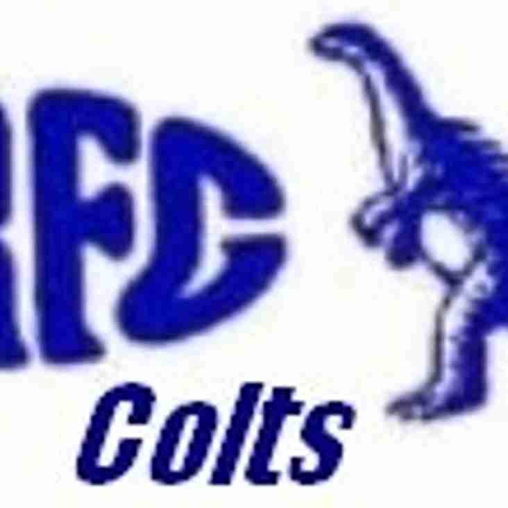 Southam Colts - 2012 - 2013 Season