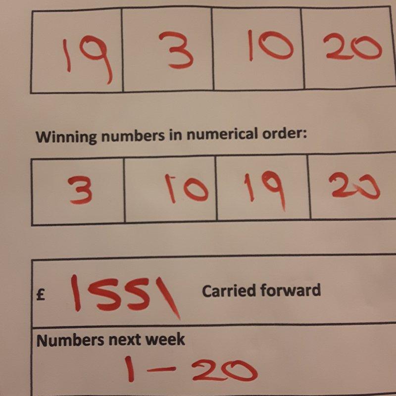 Gateshead lotto results