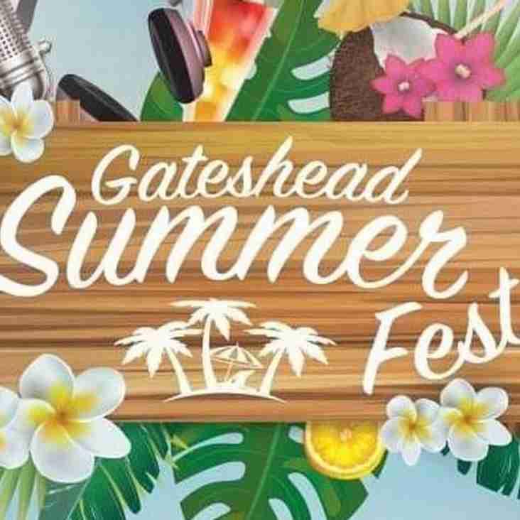 Gateshead Summer Fest