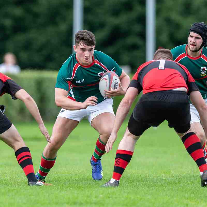 Larne v Carrick, Hawkins Cup - 18/08/18 - Images by The Front Row Union