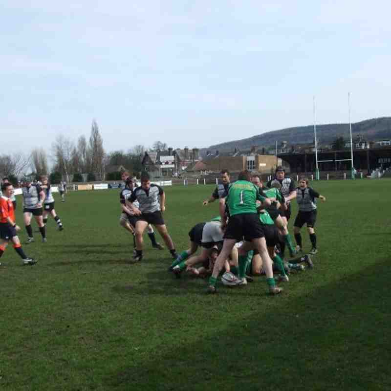 Knights 7 Wharfedale 0