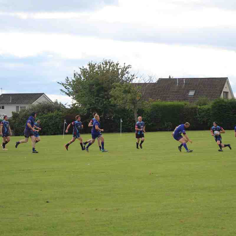 Dyce RFC vs North Scotland Police, North Region Referee's Cup