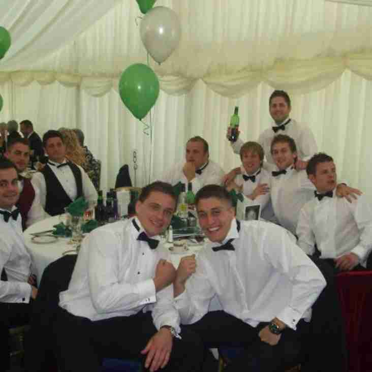 SAVE THE DATE!  - 5Oth ANNIVERSARY BLACK TIE BALL - SAT 13th JUNE 2020