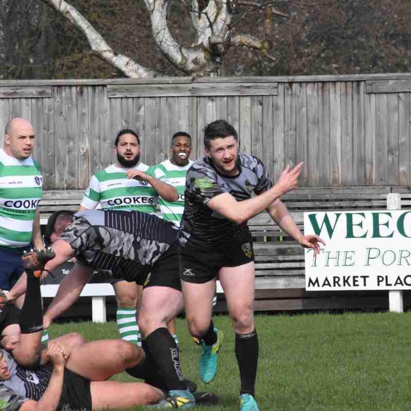 190406 Otley v South Leicester (pictures by Mike Pratt)