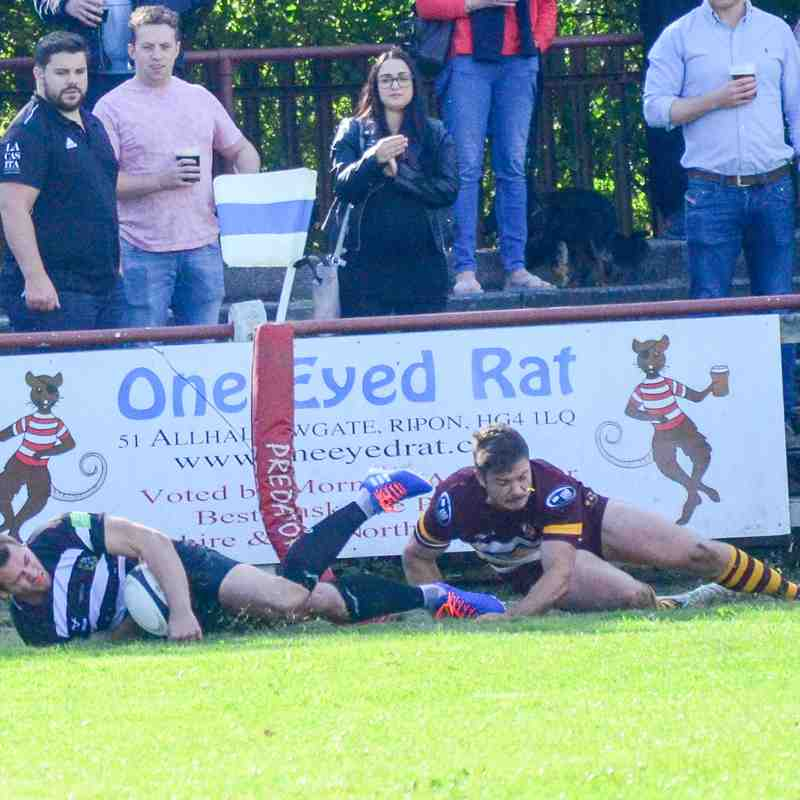190914 Otley v Huddersfield (pictures by Chris Hyslop)