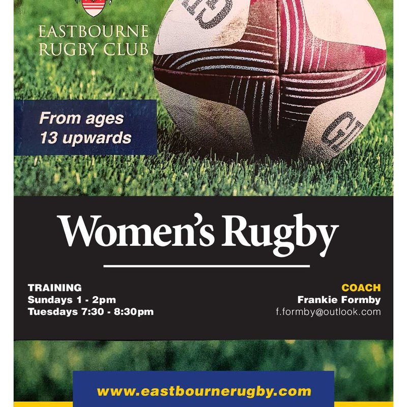 Womens and Girls Rugby