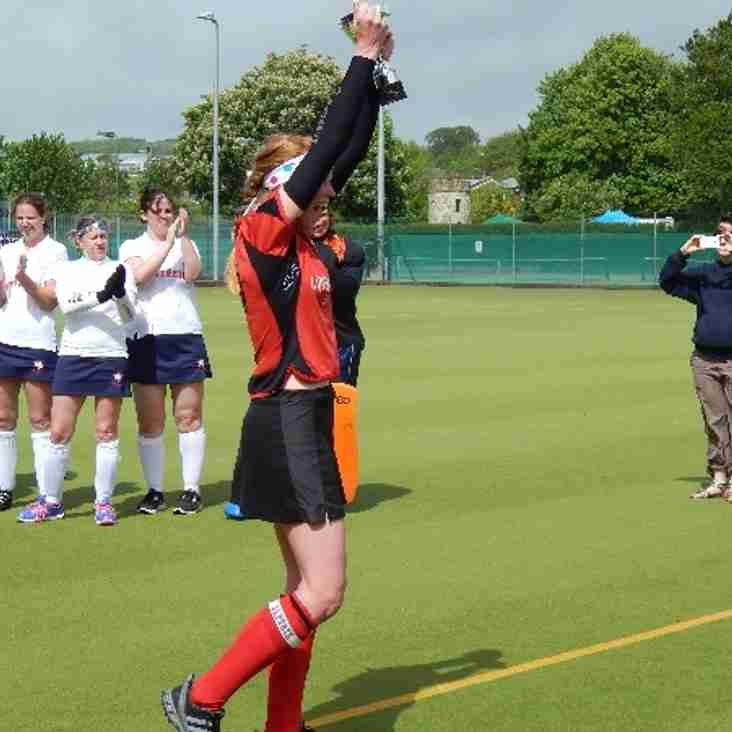 2015/16 Sussex Ladies Plate - The Road to the Final