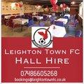 Leighton Town Hall Hire