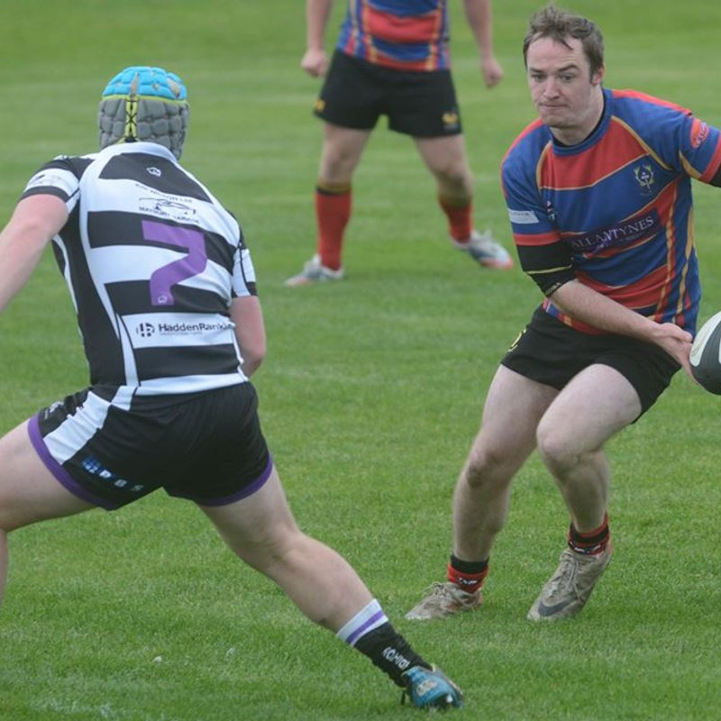 Tennent's East 1: Five-try flourish as Broughton rally at The Rec