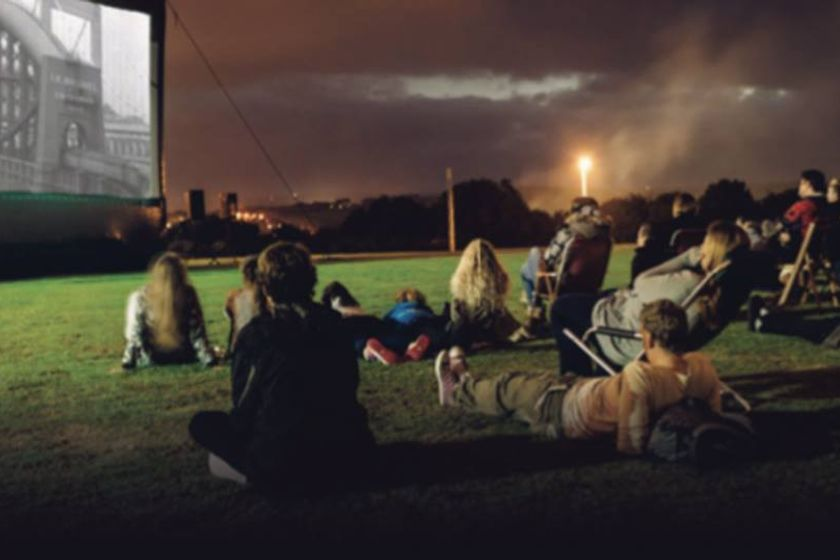 Wanstead Outdoor Cinema 2019
