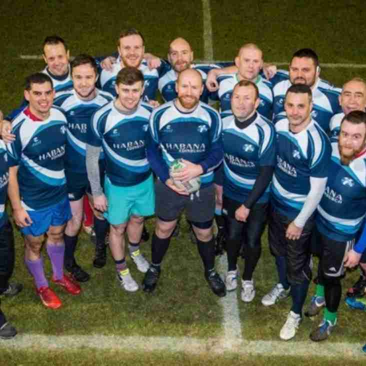 Caledonian Thebans LGBTI-friendly rugby club to make history