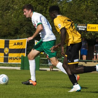 Bognor Rocks Lose To Thurrock Rocks