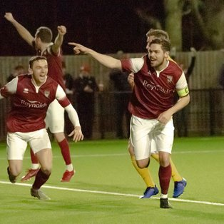 Rocks Win Local Derby @ Horsham