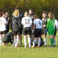 Reserves beat Hasland Community Ladies 0 - 4