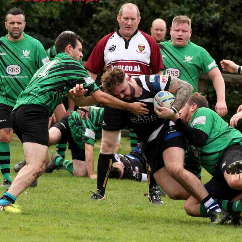 Sileby Vikings vs Long Eaton 1st XV 23,9,2017.