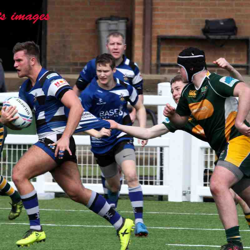 Long Eaton XV vs Melbourne XV  14,4, 2018