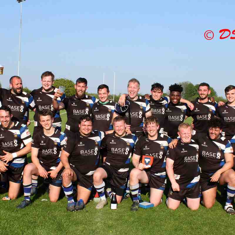Long Eaton 1st XV vs Tupton RFC  5,5,2018.