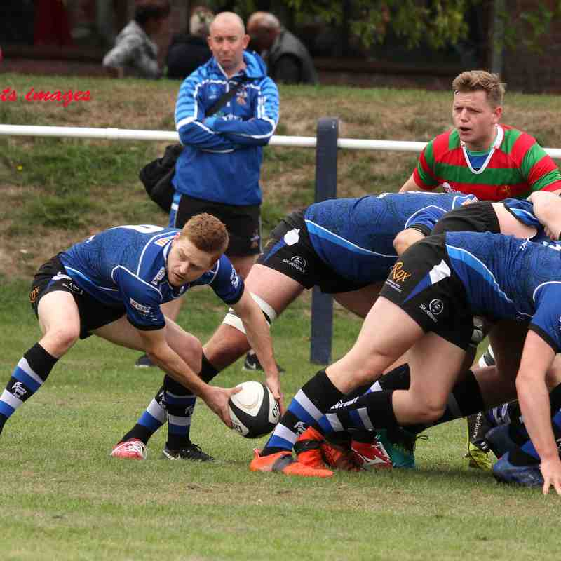 Long Eaton 1st XV vs Market Rasen & Louth  15,9,2018.